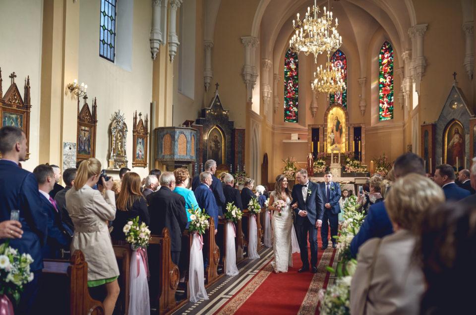 Magda i Łukasz zdjęcia ślubne Warszawa