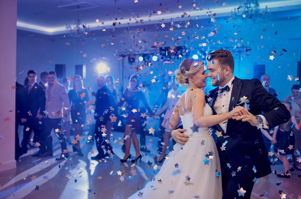 Zimowy ślub Kasi i Damiana